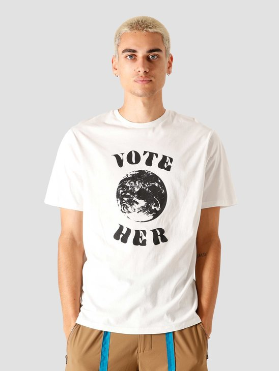 Patagonia M's Vote Her T-Shirt White 38567