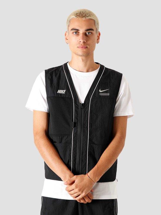 Nike NSW Dna Woven Vest Black Black CW2366-010
