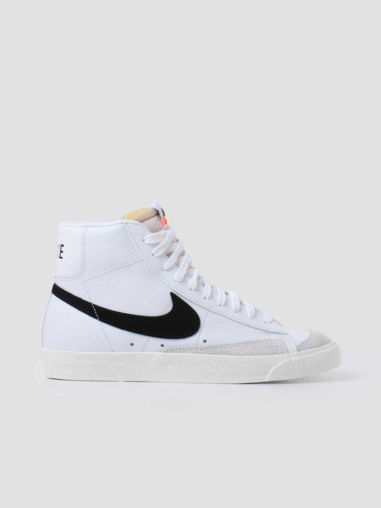 Nike W Blazer Mid '77 White Black-Sail CZ1055-100