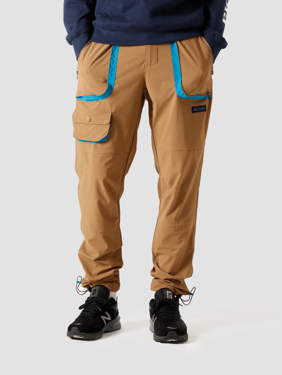 Columbia Powder Keg Stretch Cargo Pant Delta Fjord Bl 1911841257