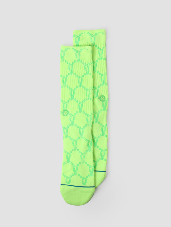 Stance Billie Eilish Green A556B20BLO-GRN