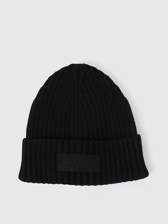 Daily Paper Ebeanie Black 2021134
