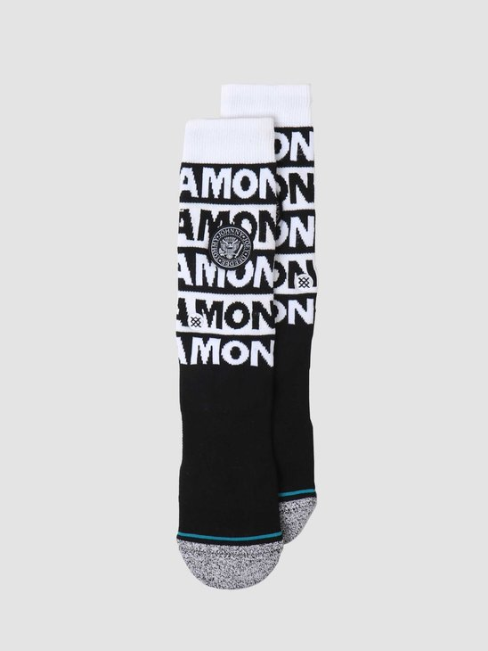 Stance The Ramones Black A558B20THE