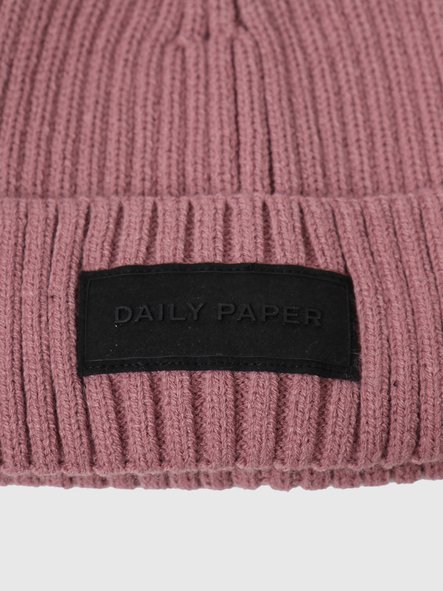 Daily Paper Daily Paper Ebeanie Mauve Pink 2021136