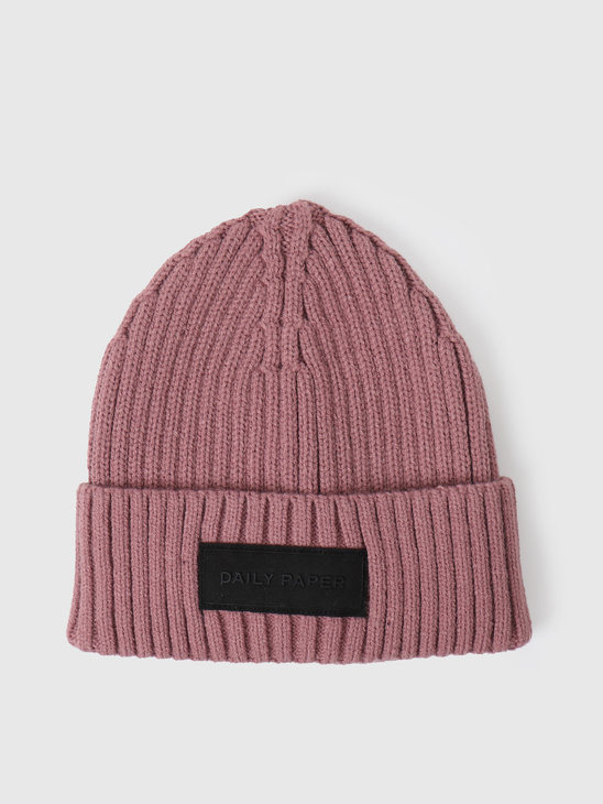 Daily Paper Ebeanie Mauve Pink 2021136