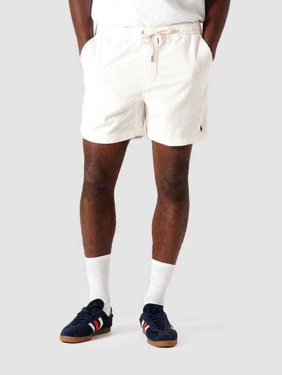 Polo Ralph Lauren Classic Fit Prepster Short Warm White 710800214003