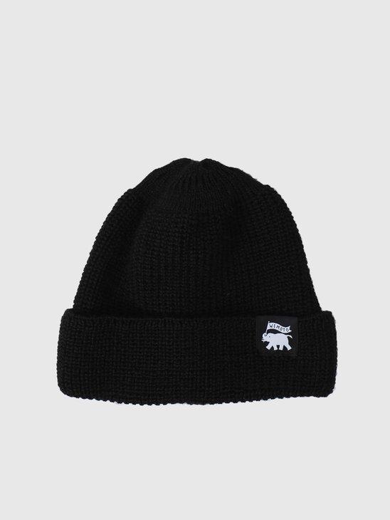 Wemoto Beluga Beanie Black 003.812-100
