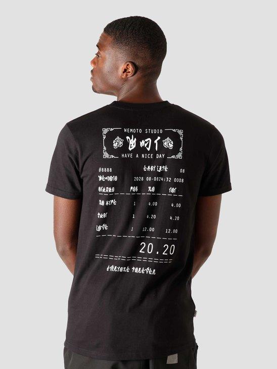 Wemoto Bill T-Shirt Black 161.135-100