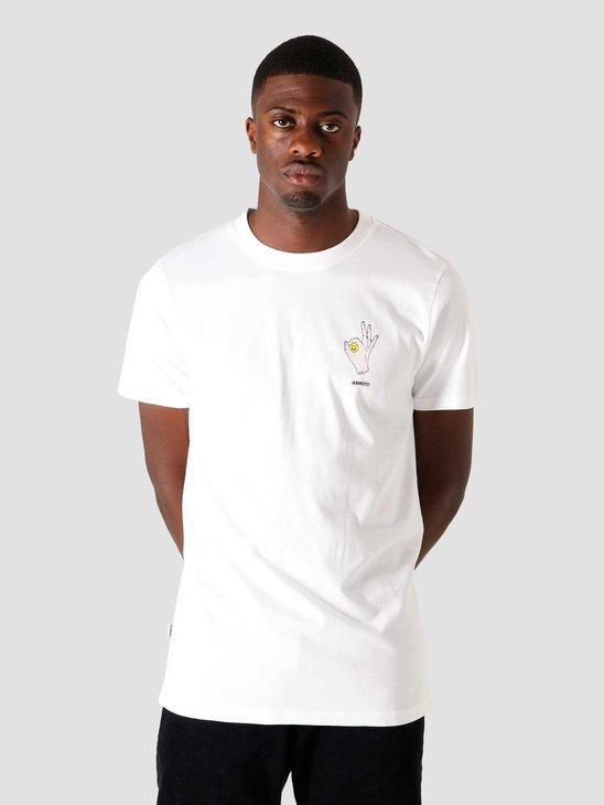 Wemoto Fine T-Shirt White 161.122-200