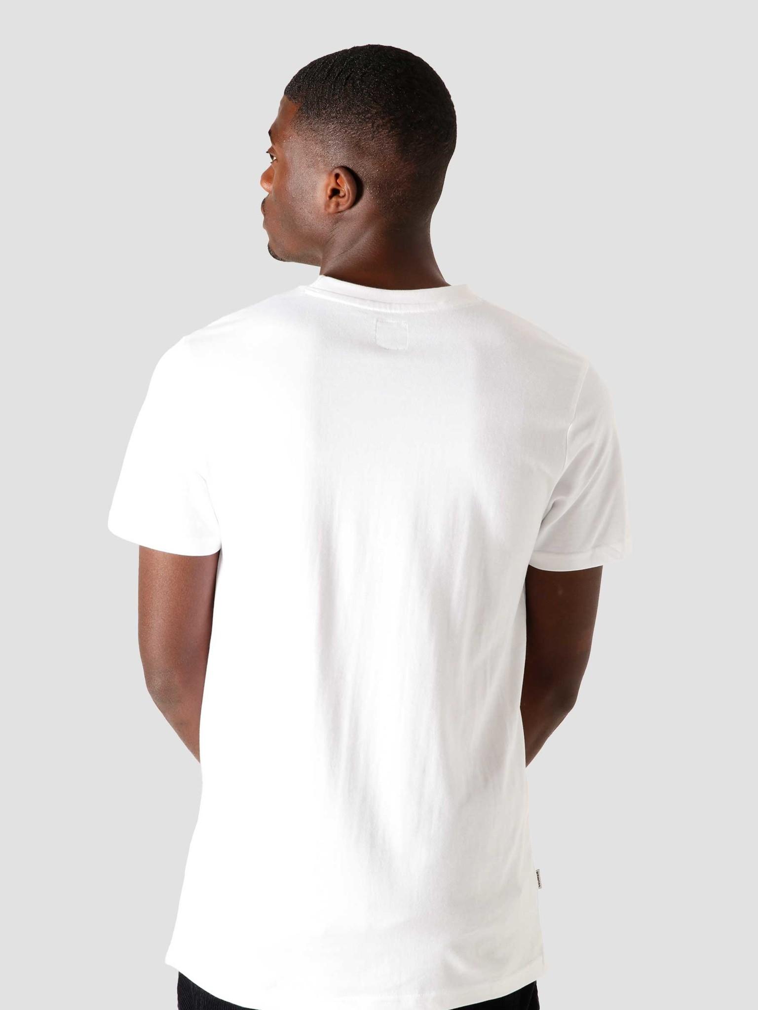 Wemoto Wemoto Fine T-Shirt White 161.122-200