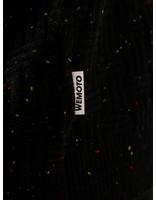 Wemoto Wemoto Daire Knitted Sweater Black Nep 161.501-109