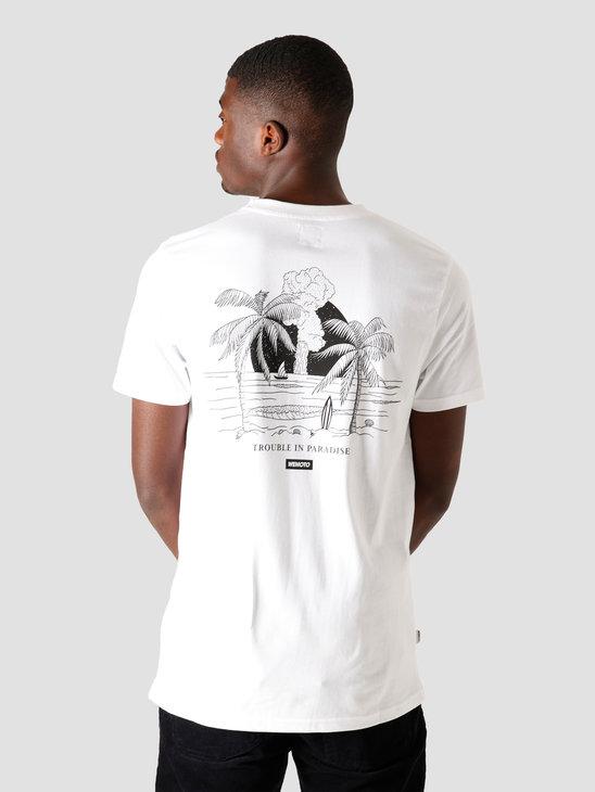 Wemoto Tip T-Shirt White 161.116-200