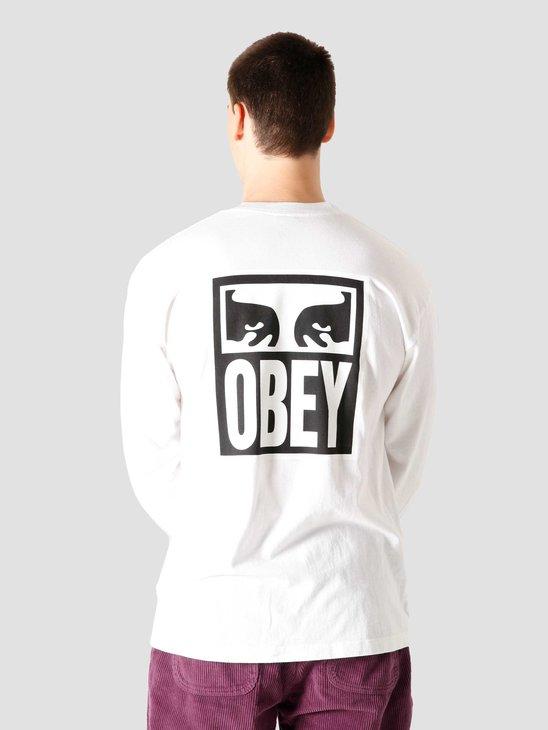 Obey Eyes Icon 2 T-Shirt White 167102142WHT