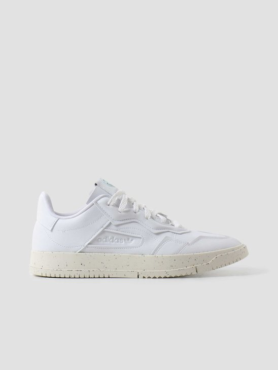 adidas U Sc Premiere Footwear White Off-White Green FW2361