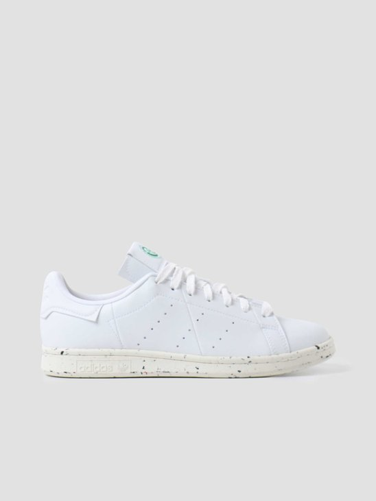 adidas U Stan Smith Footwear White Off-White Green FV0534