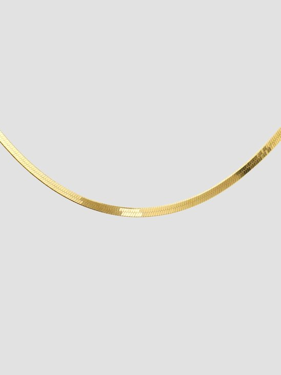 Golia Sofia Necklace Gold
