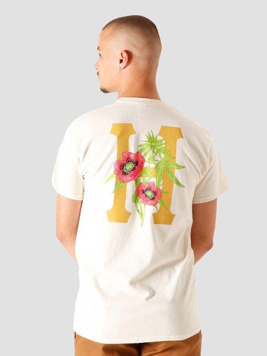 HUF Planta Classic H T-Shirt Unbleached TS01193-UNBLC