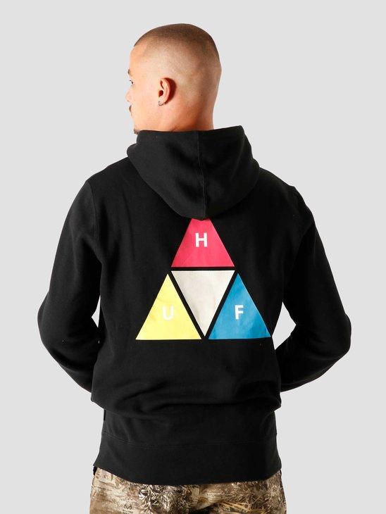 HUF Prism Trail Hoodie Black PF00360-BLK