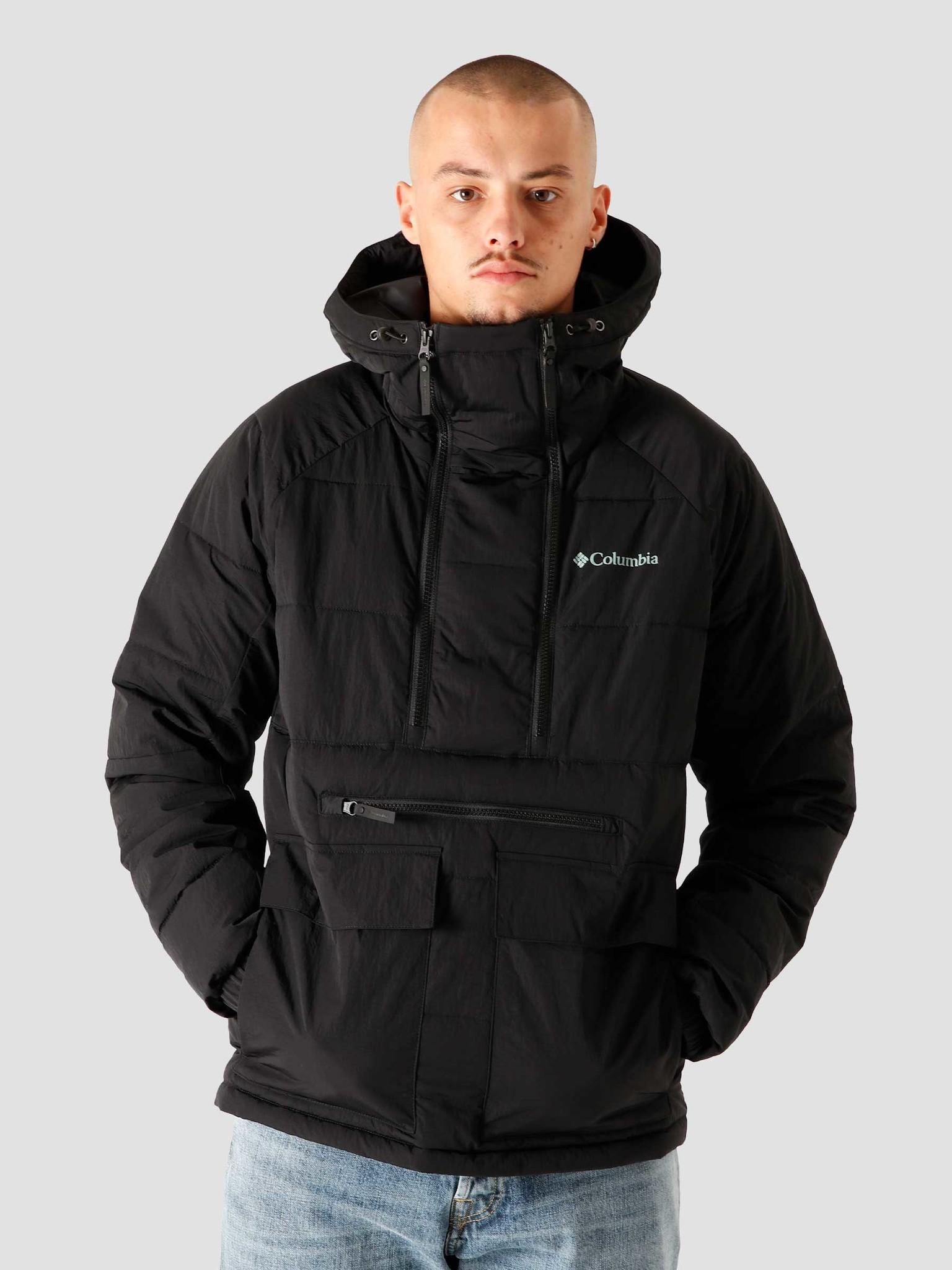 Columbia Columbia Kings Crest Pullover Jacket Black 1910693010