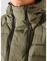 Columbia Columbia Kings Crest Pullover Jacket Stone Green 1910693397