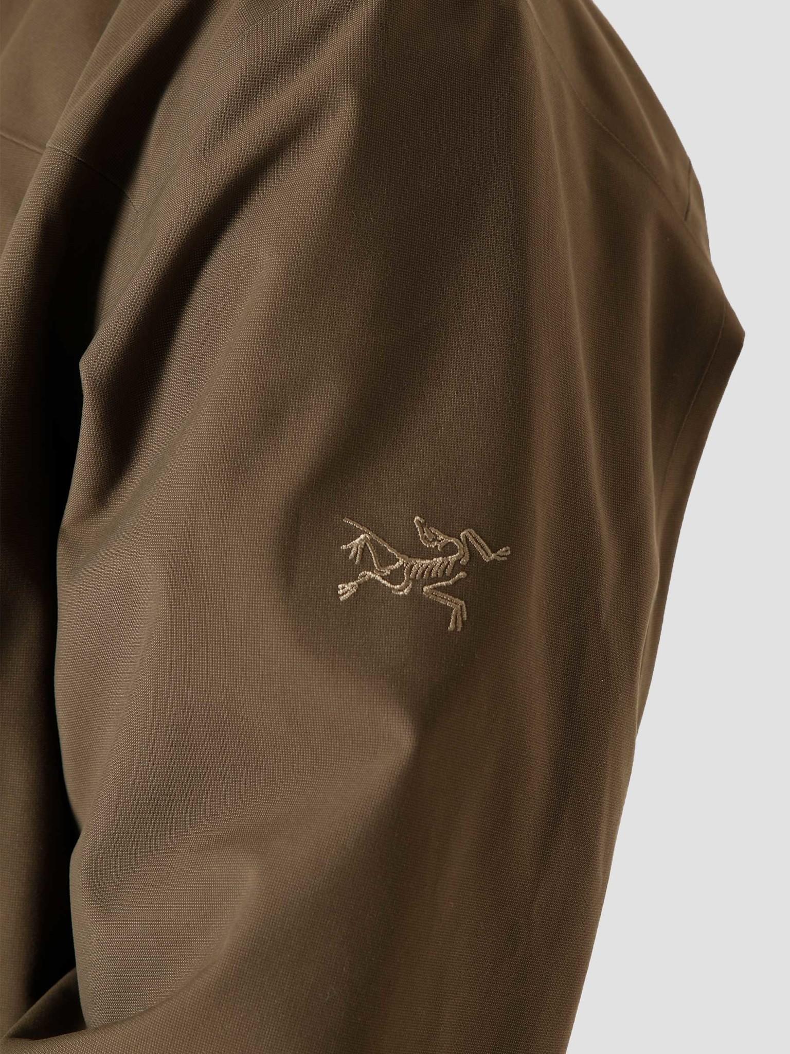 Arc'teryx Arc'teryx Keppel Trenchcoat Dracaena 19718