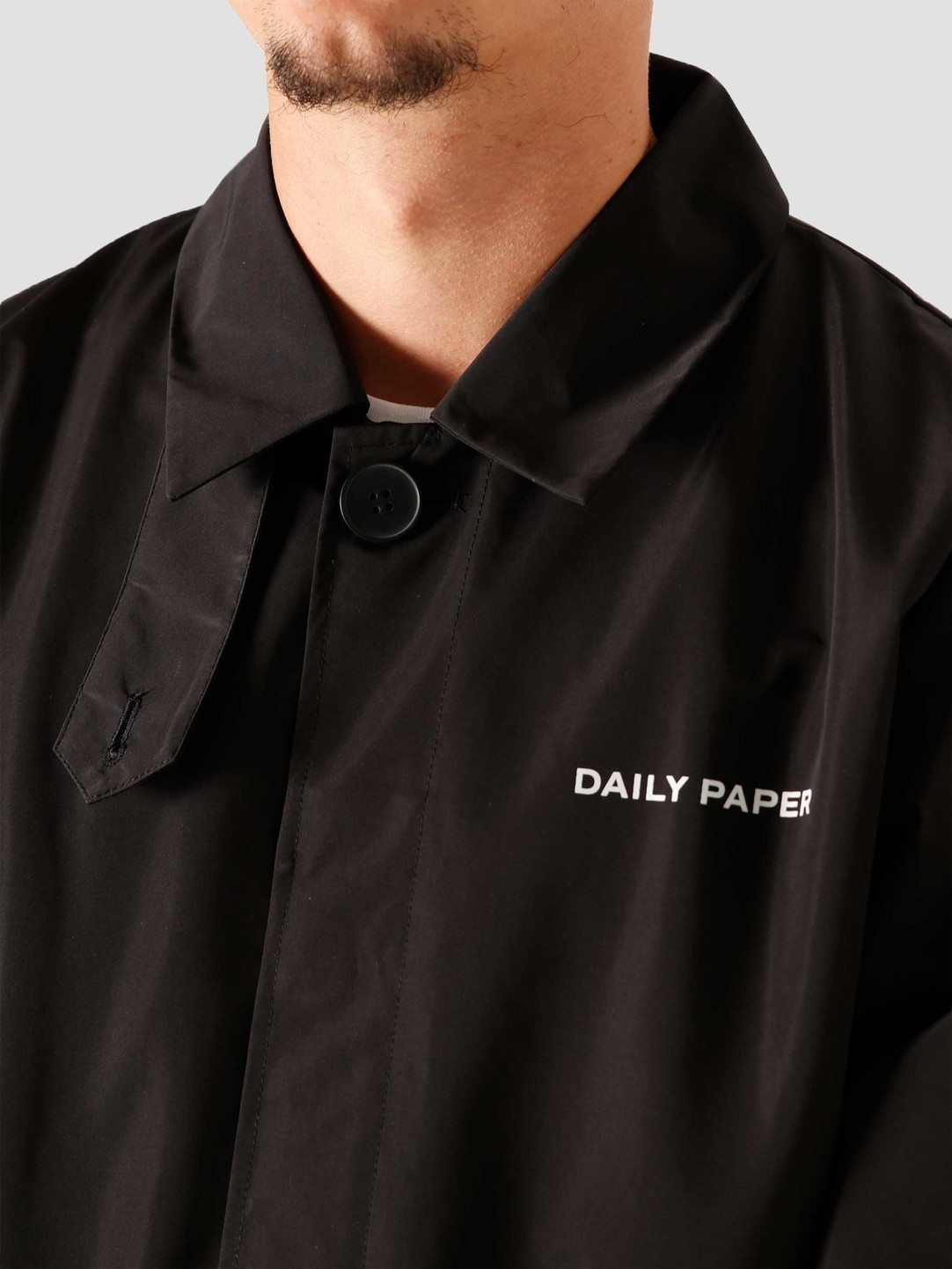 Daily Paper Daily Paper Emack Jacket Black 2021120