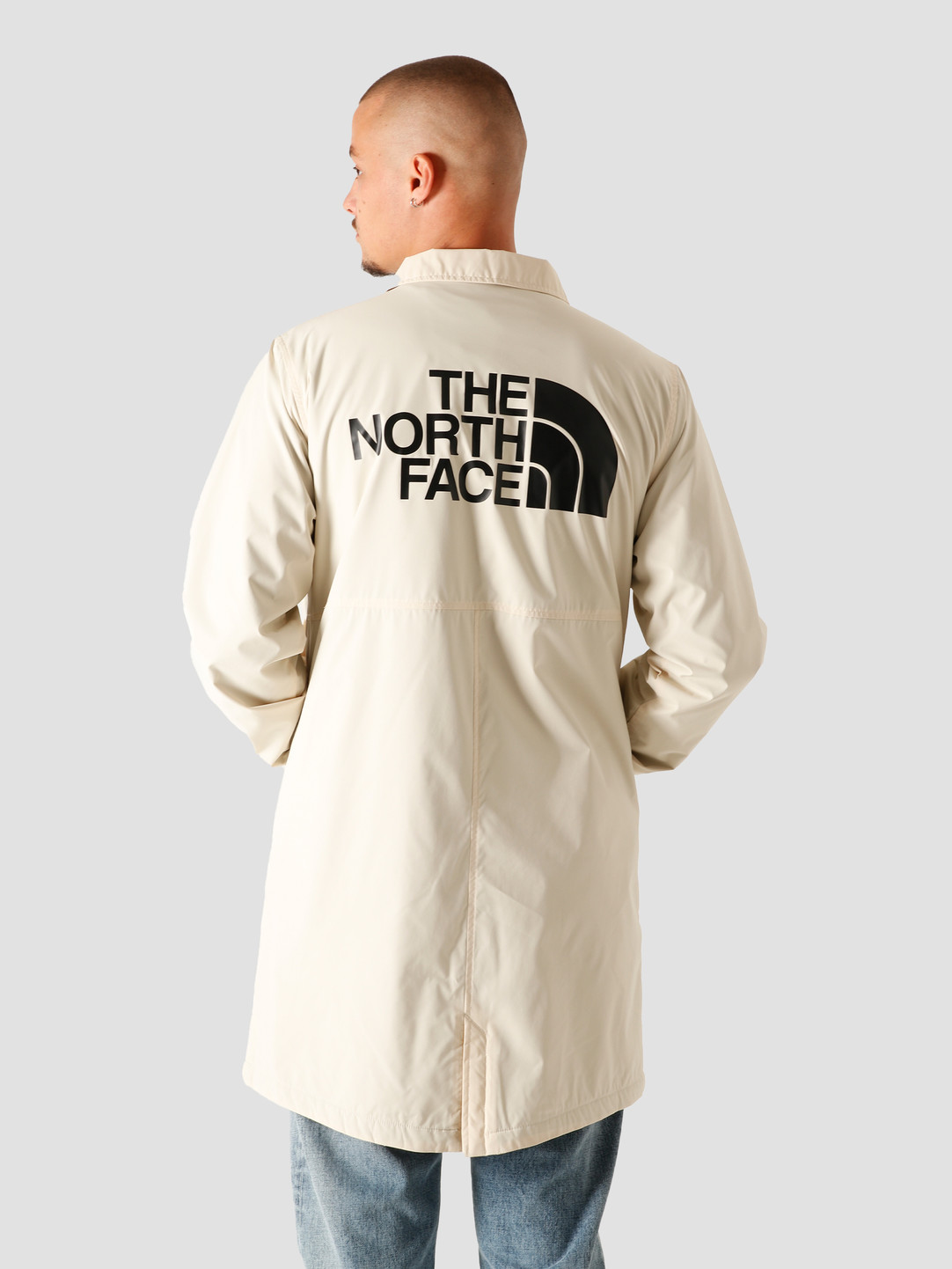 The North Face The North Face Telegraphic Coach Jacket Bleached Sand NF0A4SWLRB6