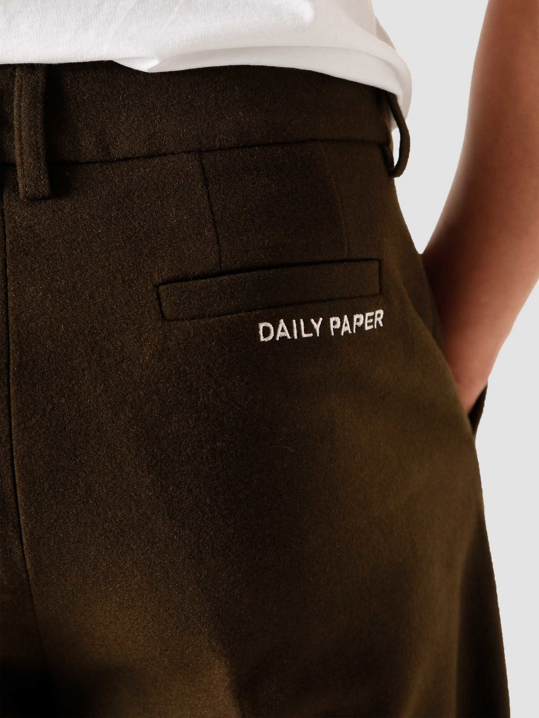 Daily Paper Daily Paper Esuit Pant Forest Green 2021151
