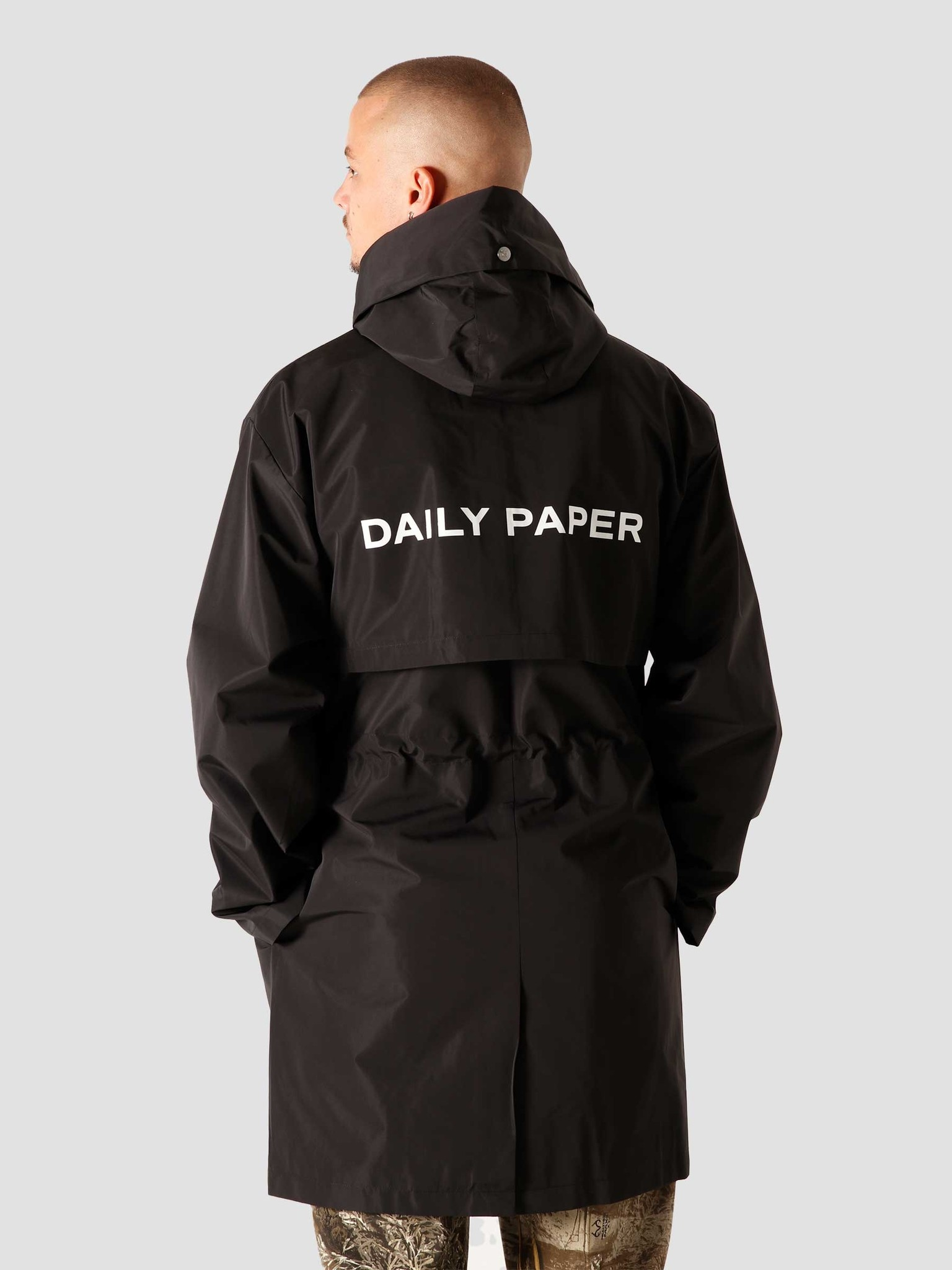 Daily Paper Daily Paper Etec Jacket Black 2021119