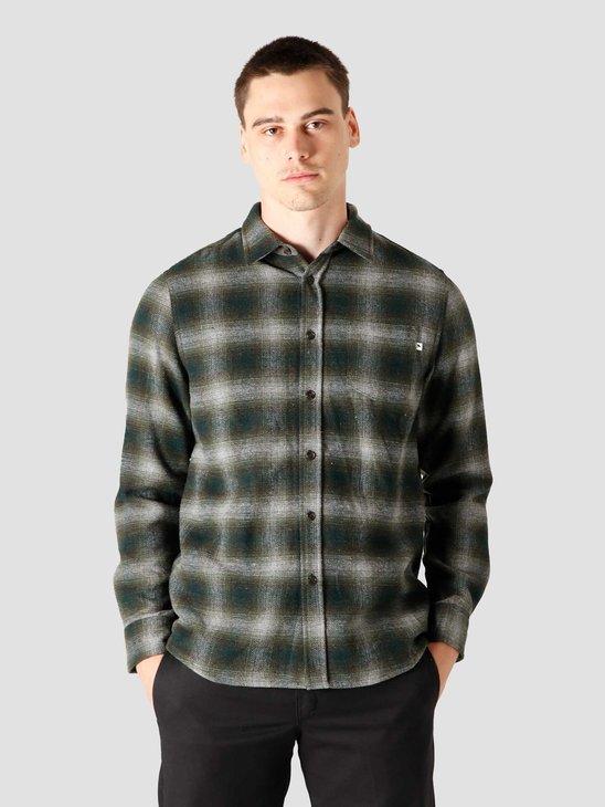Wemoto Upton Shirt Olive 161.301-608