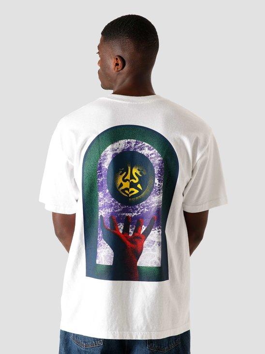 Obey Window Watcher Heavy Weight Classic Box T-Shirt White 166912381WHT