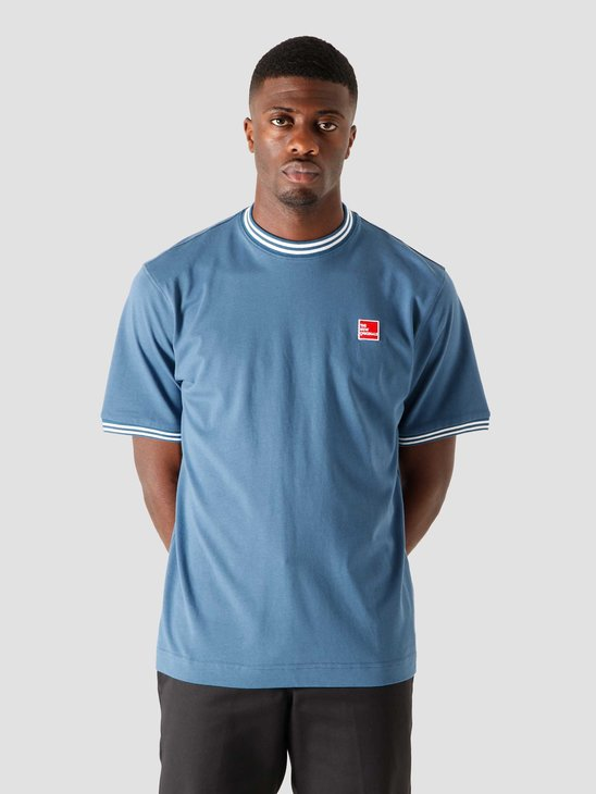 The New Originals Polo Line Tee Navy