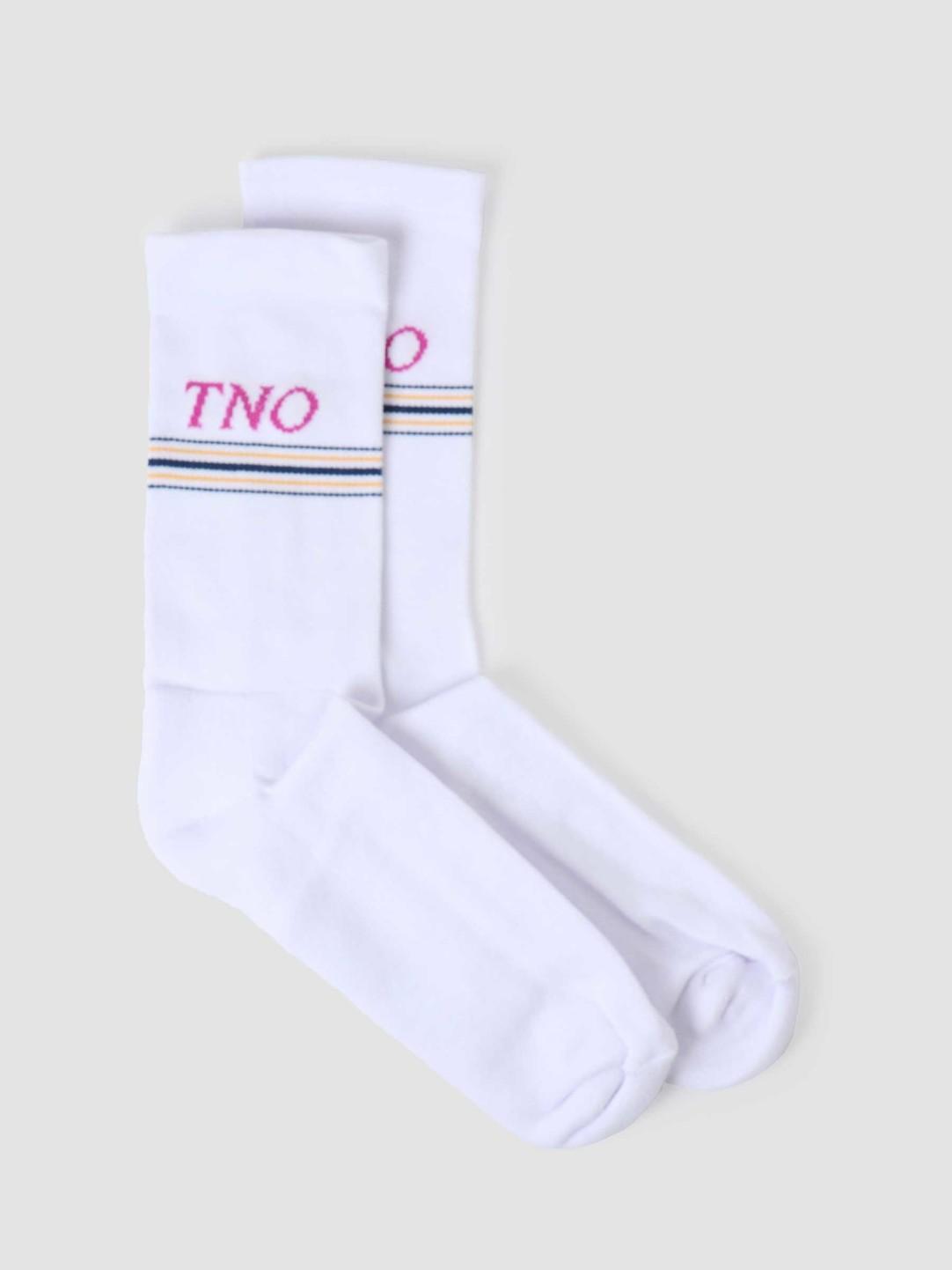 The New Originals The New Originals Tno Underline Socks White