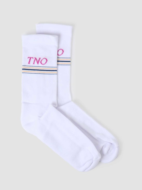 The New Originals Tno Underline Socks White