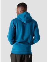 Quality Blanks Quality Blanks QB93 Patch Logo Hoodie Night Blue