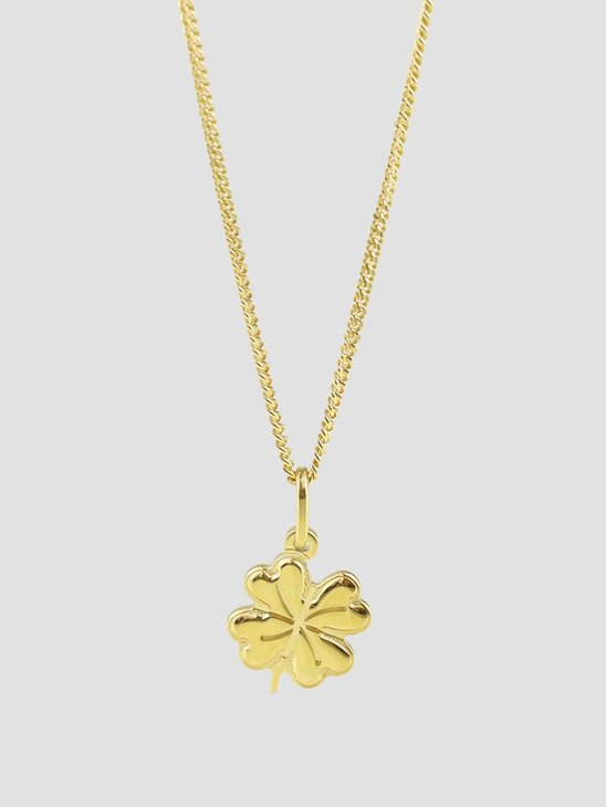 Golia Lucky Clover Necklace Gold