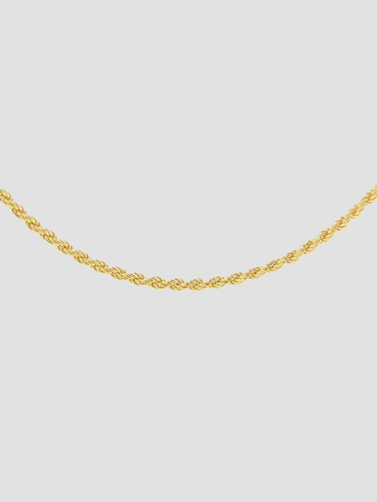 Golia Paulie Necklace Gold