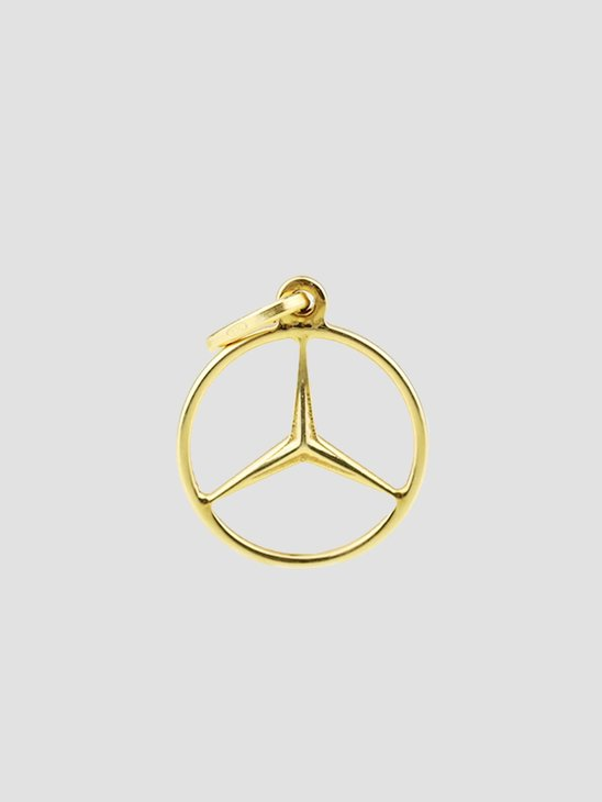 Golia Benz Pendant Gold