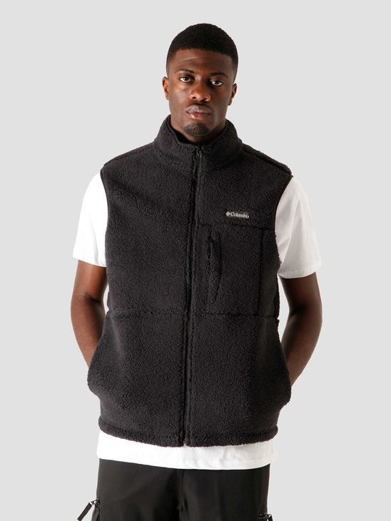 Columbia Mountainside Vest Black 1911093010