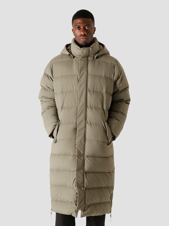 Columbia Street Trek Down Parka Stone Green 1910562397