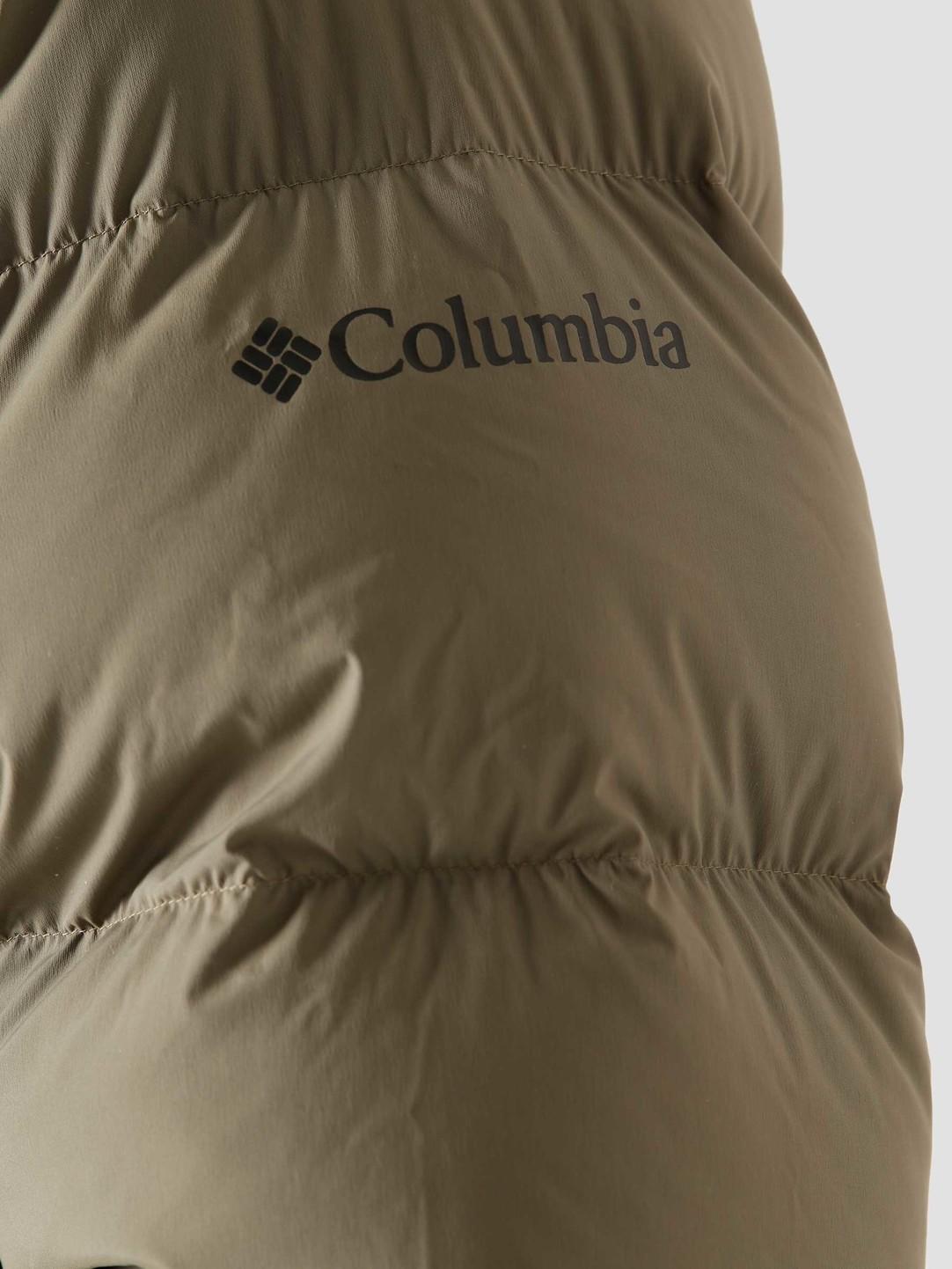 Columbia Columbia Street Trek Down Parka Stone Green 1910562397