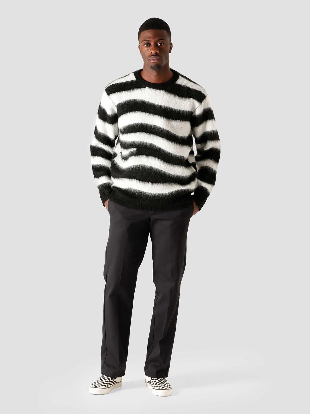Obey Obey Dream Sweater Black Multi 151000044BKM