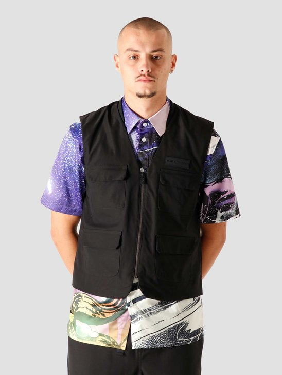 Daily Paper Recargo Vest Black 20S1AC53-02-10