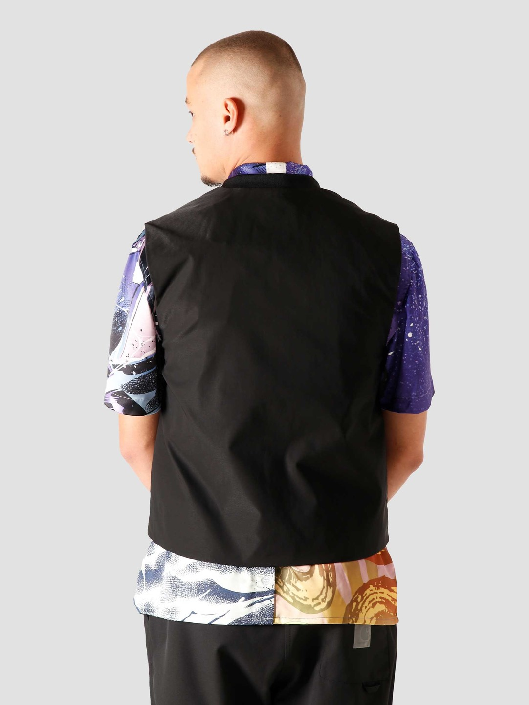 Daily Paper Daily Paper Recargo Vest Black 20S1AC53-02-10