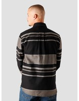 Libertine Libertine Libertine Libertine Babylon Shirt Black Stripe 1940