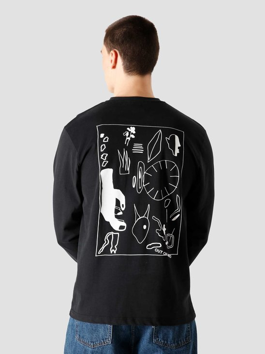 FreshCotton Out Of Mind Longsleeve Black