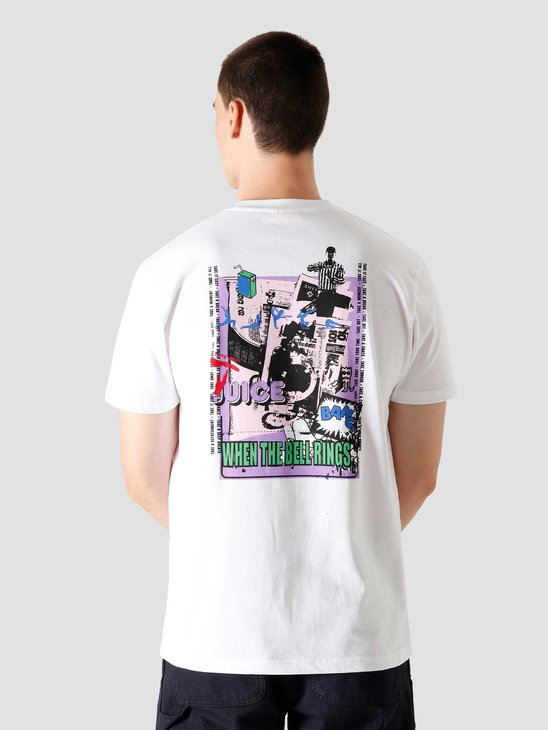 FreshCotton Out Of Time T-shirt White