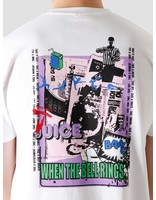 FRESHCOTTON FreshCotton Out Of Time T-shirt White