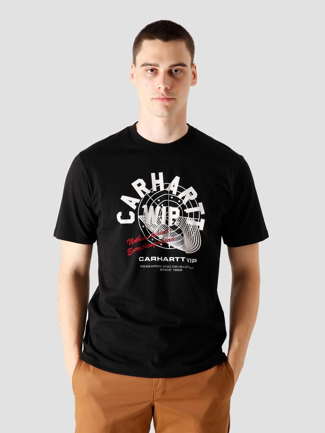 Carhartt WIP Carhartt WIP  Remix T-Shirt Black I028485 8900