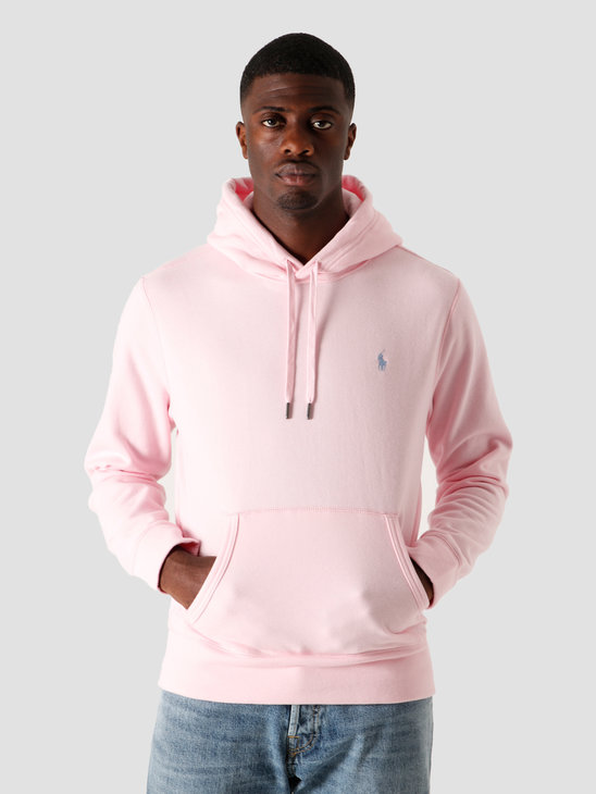 Polo Ralph Lauren Lt Wt Magic Fleece Knit Bath Pink-C7156 710815485003